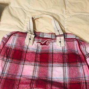 Hollister travel bag